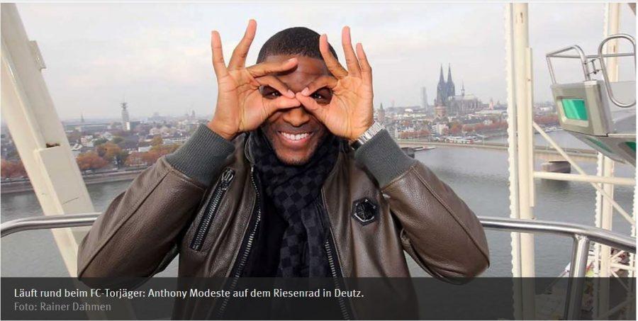 KStA-Fussballer AnthonyModeste